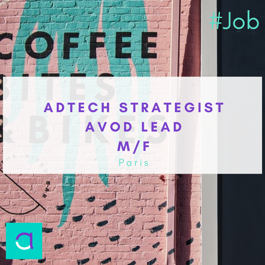 Adtech Strategist AVOD Lead