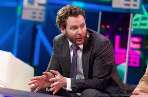 Sean Parker (Photo by Olivier Ezratty)