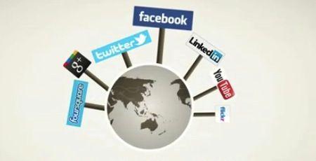 Les réseaux sociaux enfin dans les process de recrutement de 51% des recruteurs