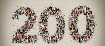Linkedin 200 Millions de membres