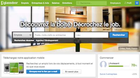 Glassdoor en France à l'assaut des jobboards et de la marque employeur