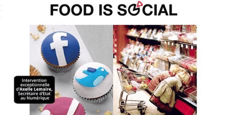 Food is social: quand l'agroalimentaire se met à l'heure du digital