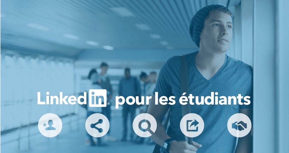 Etudiants : 5 Conseils et astuces pour optimiser votre profil LinkedIn