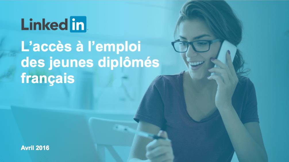 L'accès à l'emploi des jeunes diplômés français