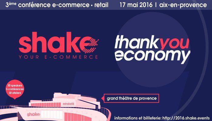 Retour sur #Shake16