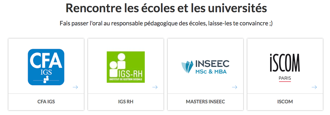 Digischool rencontre ecole
