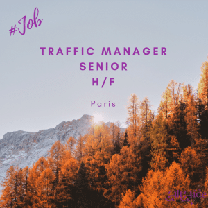 Traffic Manager Sénior