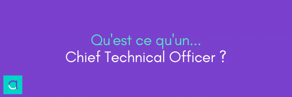 CTO Chief Technical Officer