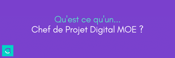 Chef de Projet Digital MOE
