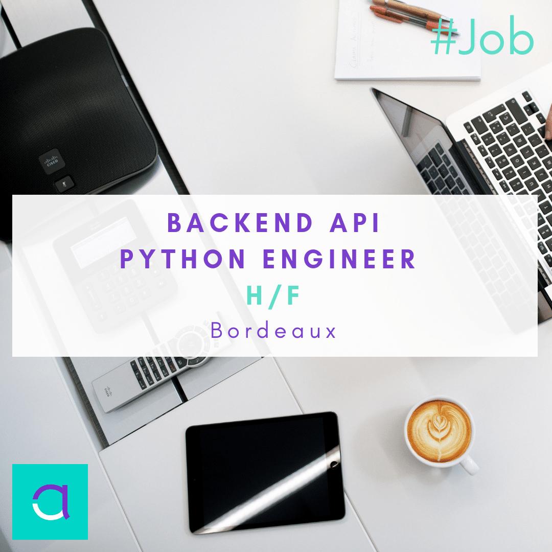 Backend API Python