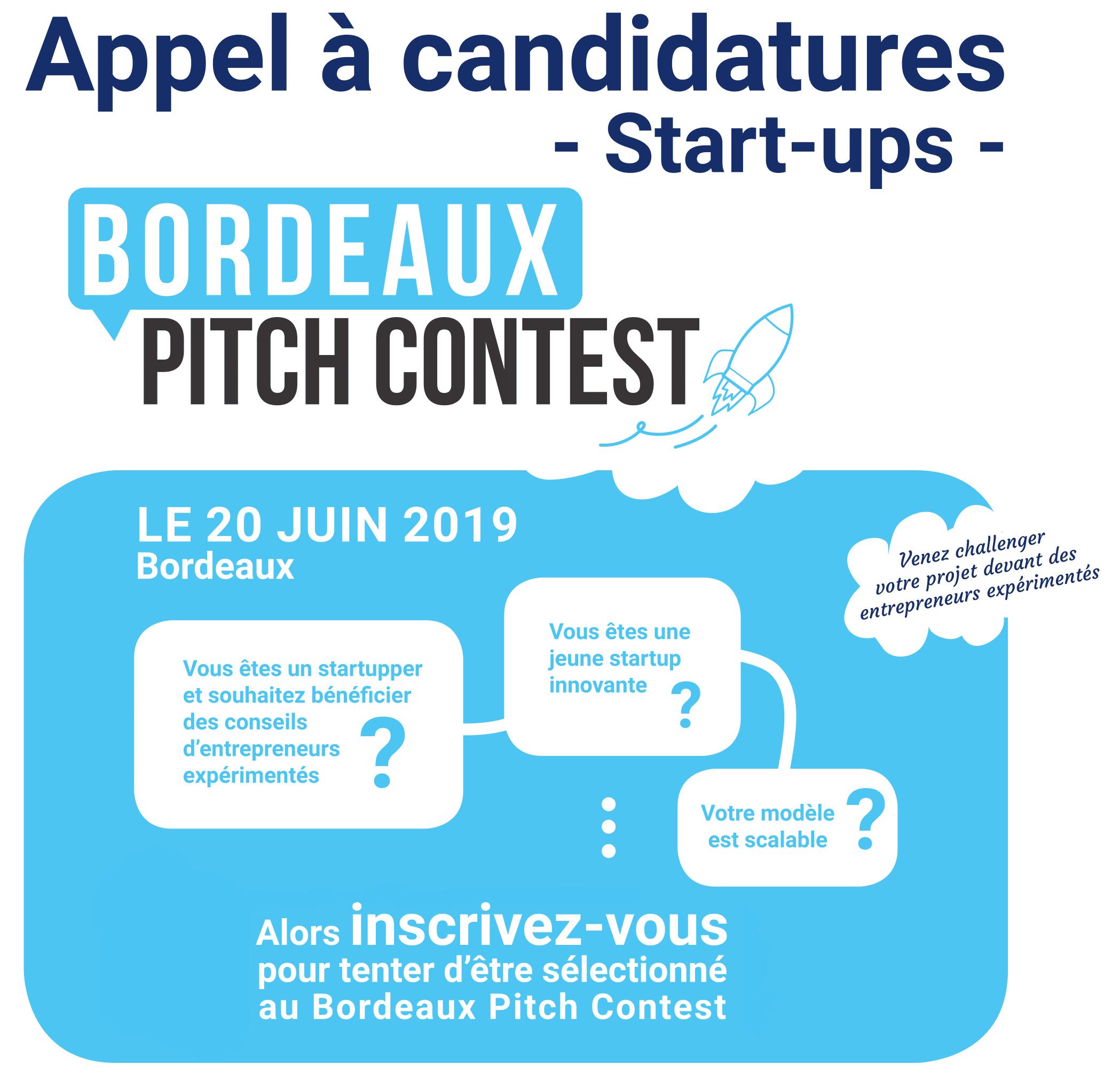 bordeaux pitch contest
