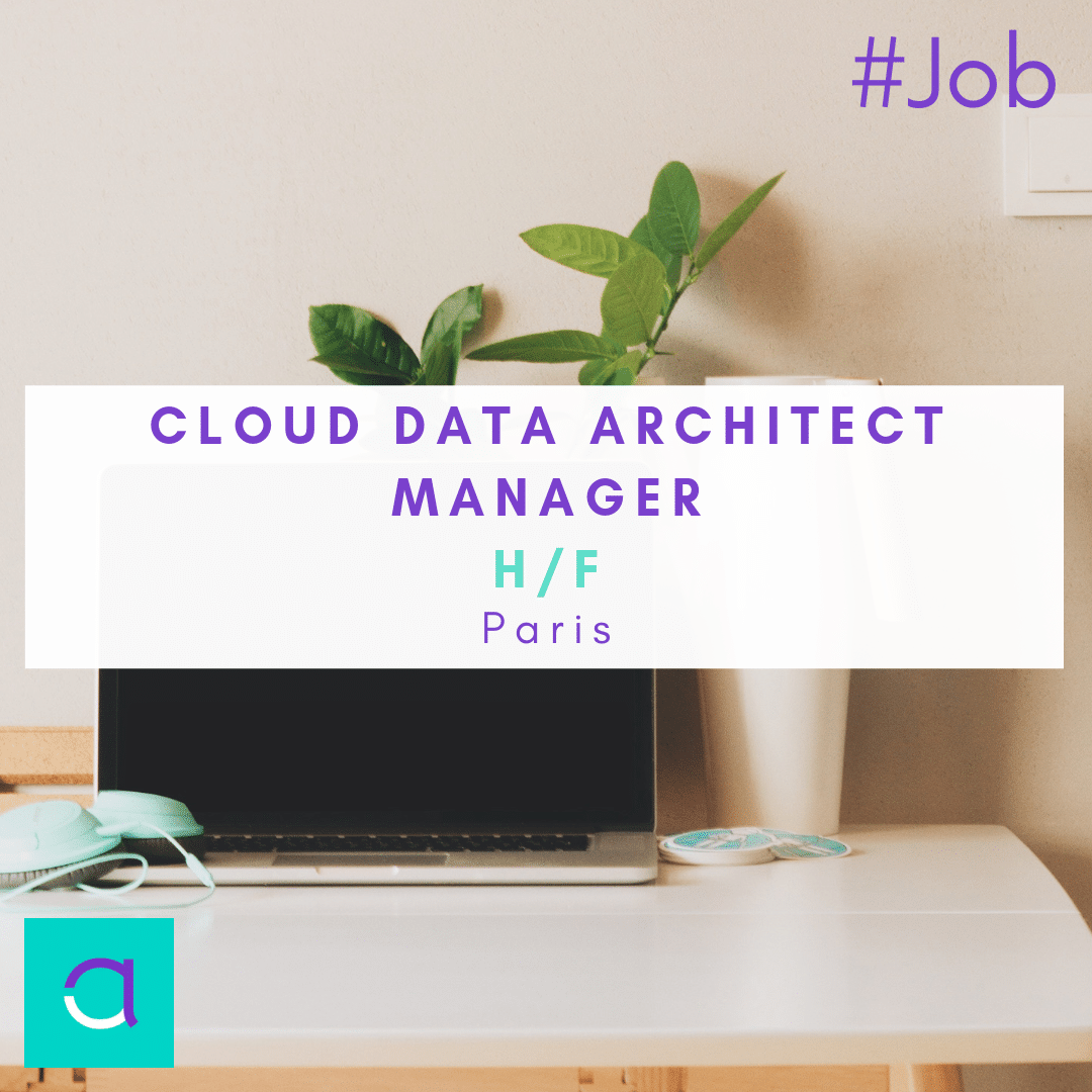 Cloud Data Architect Manager