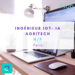 Ingénieur IoT- IA