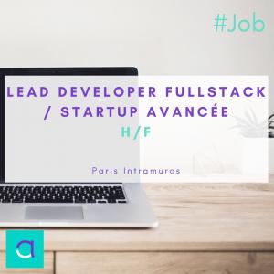 Lead developer Fullstack