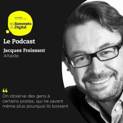 Podcast Jacques Froissant
