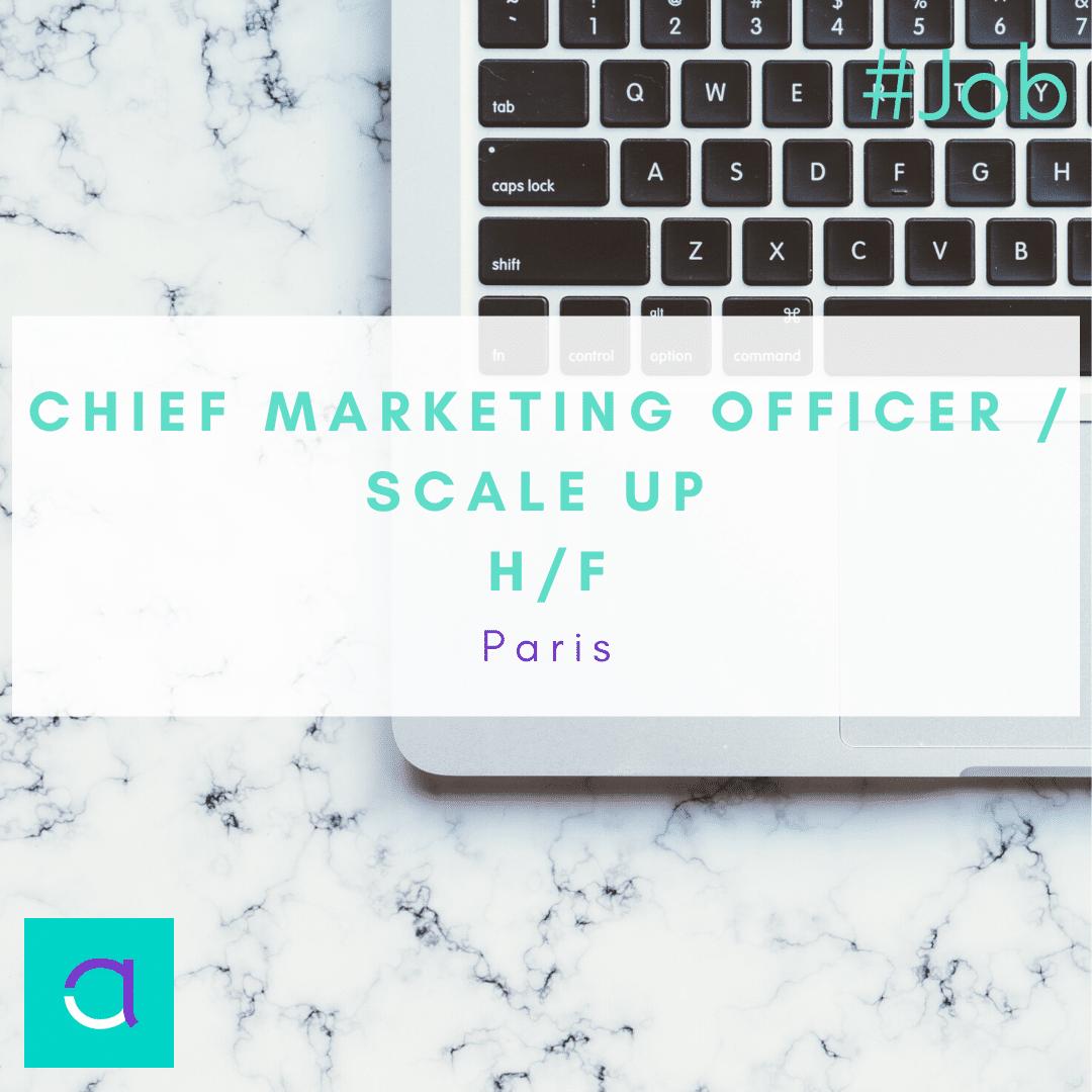 CMO Chief Marketing Officer