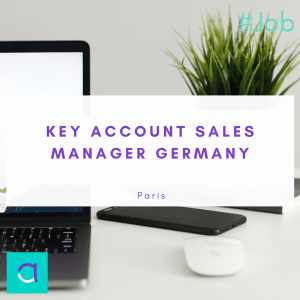 Key account sales manager germany