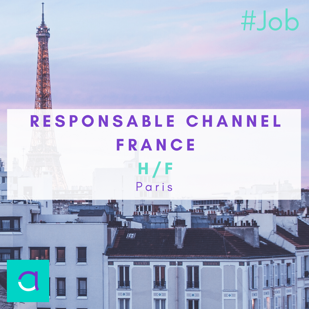 Responsable channel france