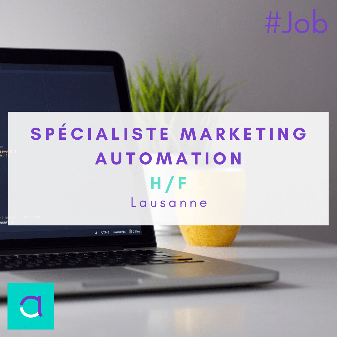 Spécialiste en Marketing Automation