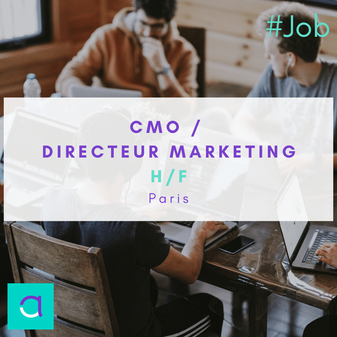 CMO Directeur Marketing