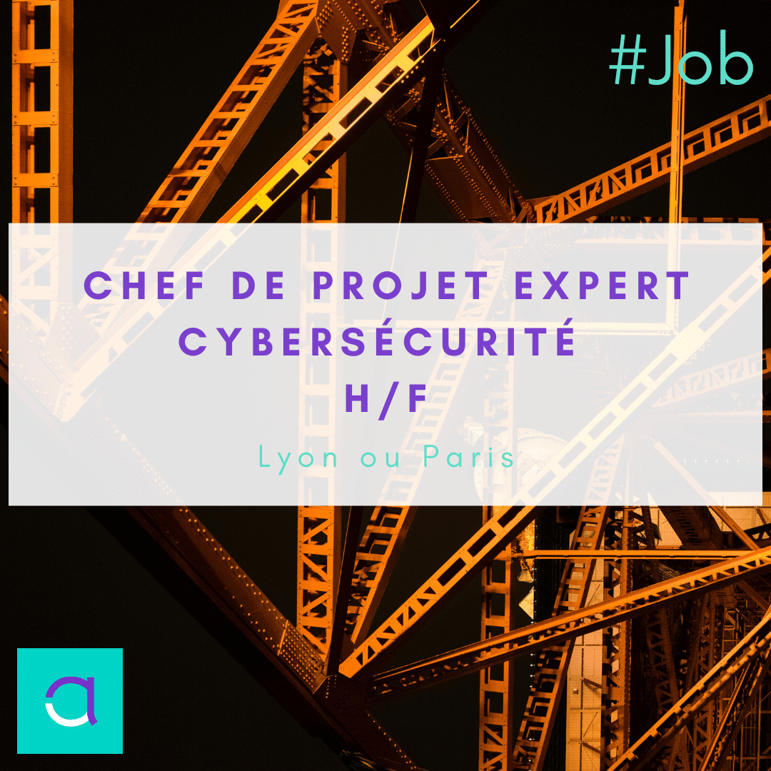 Chef de Projet Expert Cybersécurité