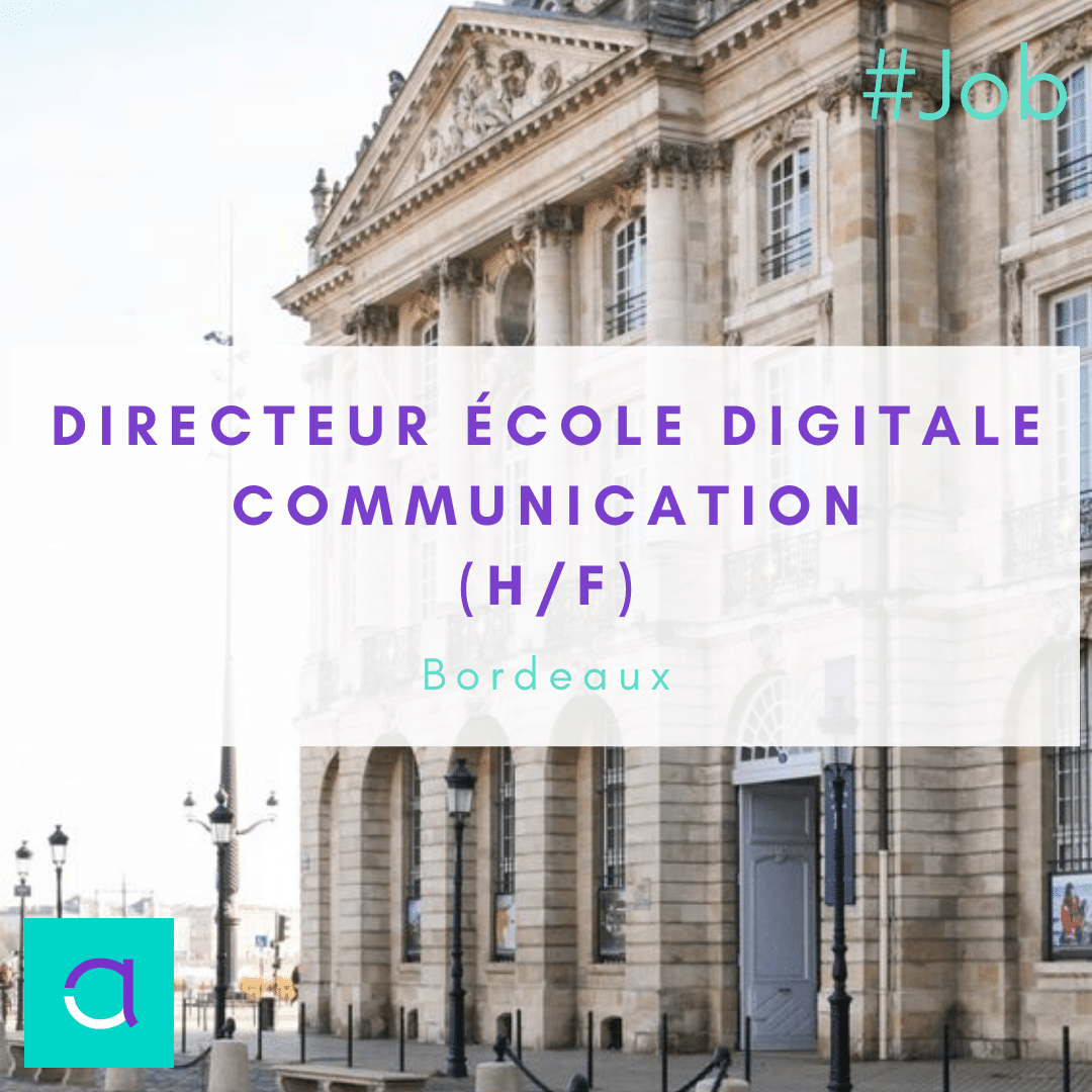 Directrice École Digitale
