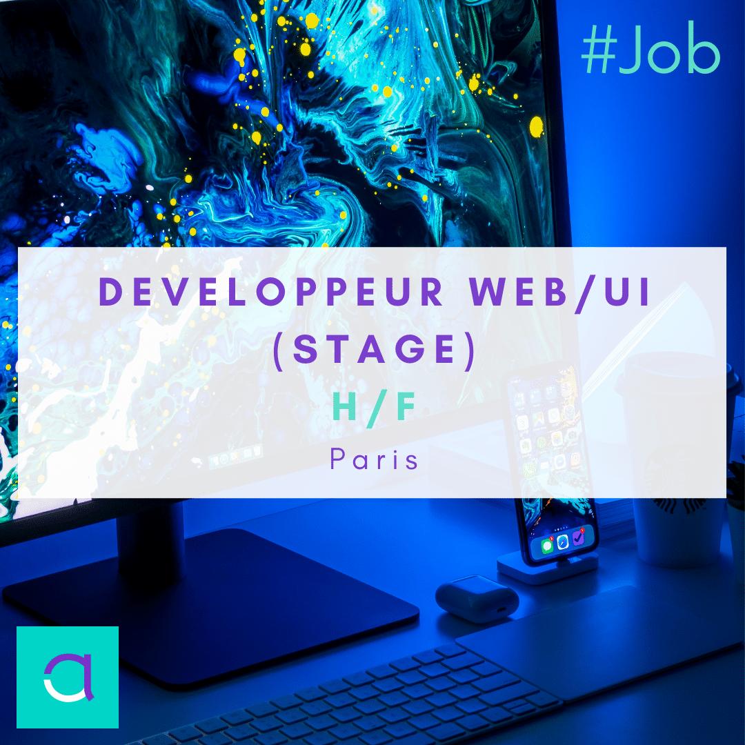 Développeur Web UI
