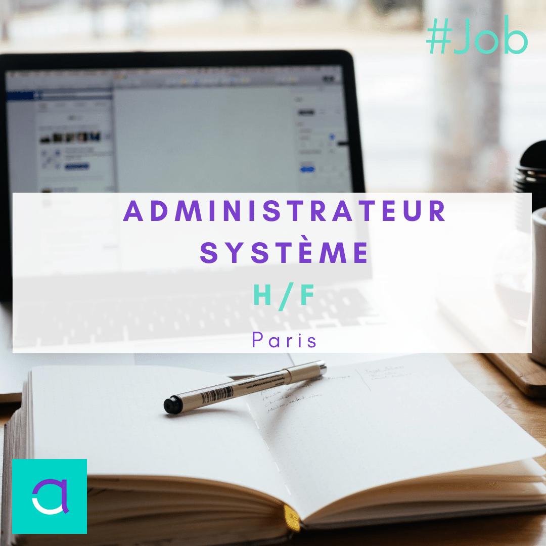 Administrateur Système
