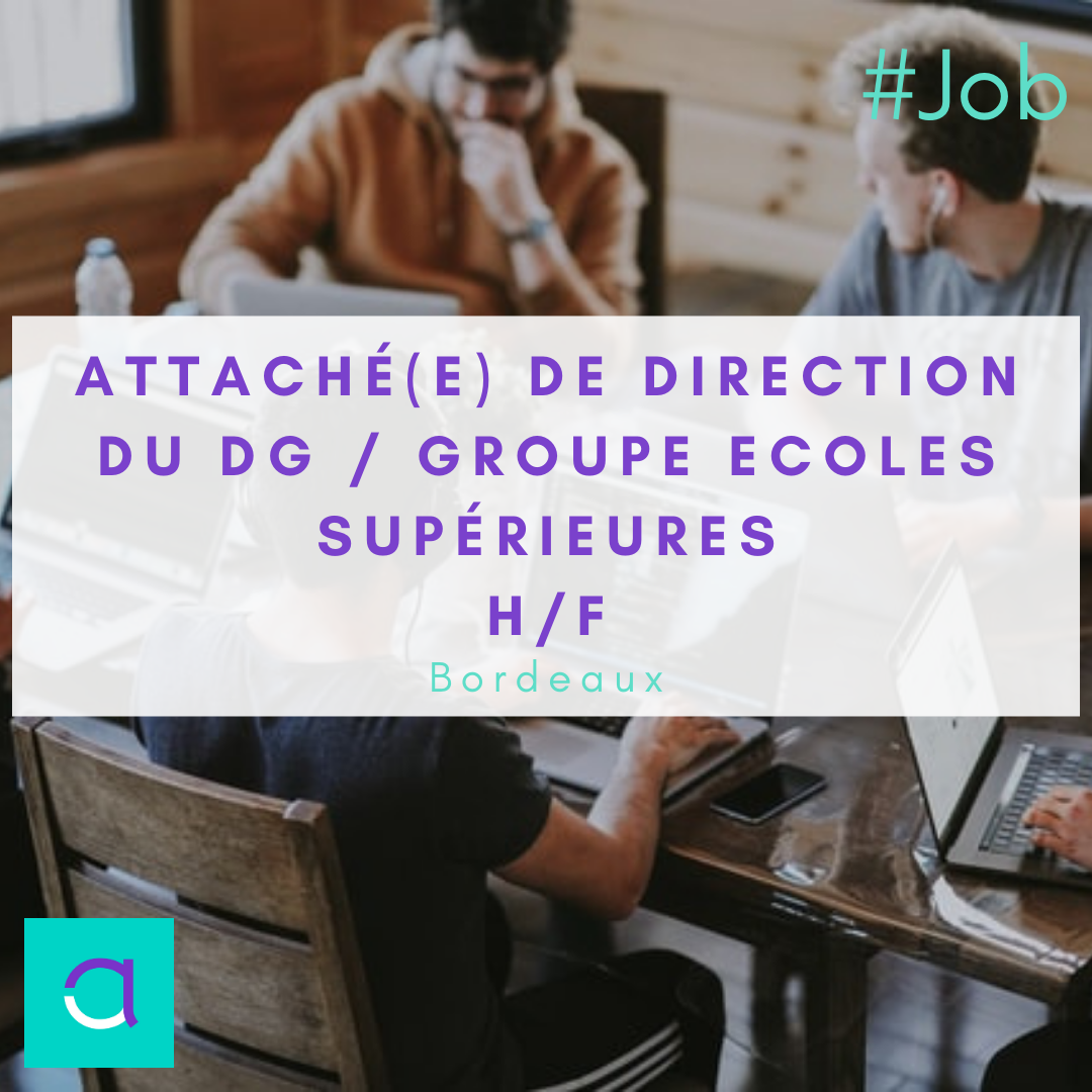 Attaché(e) de Direction