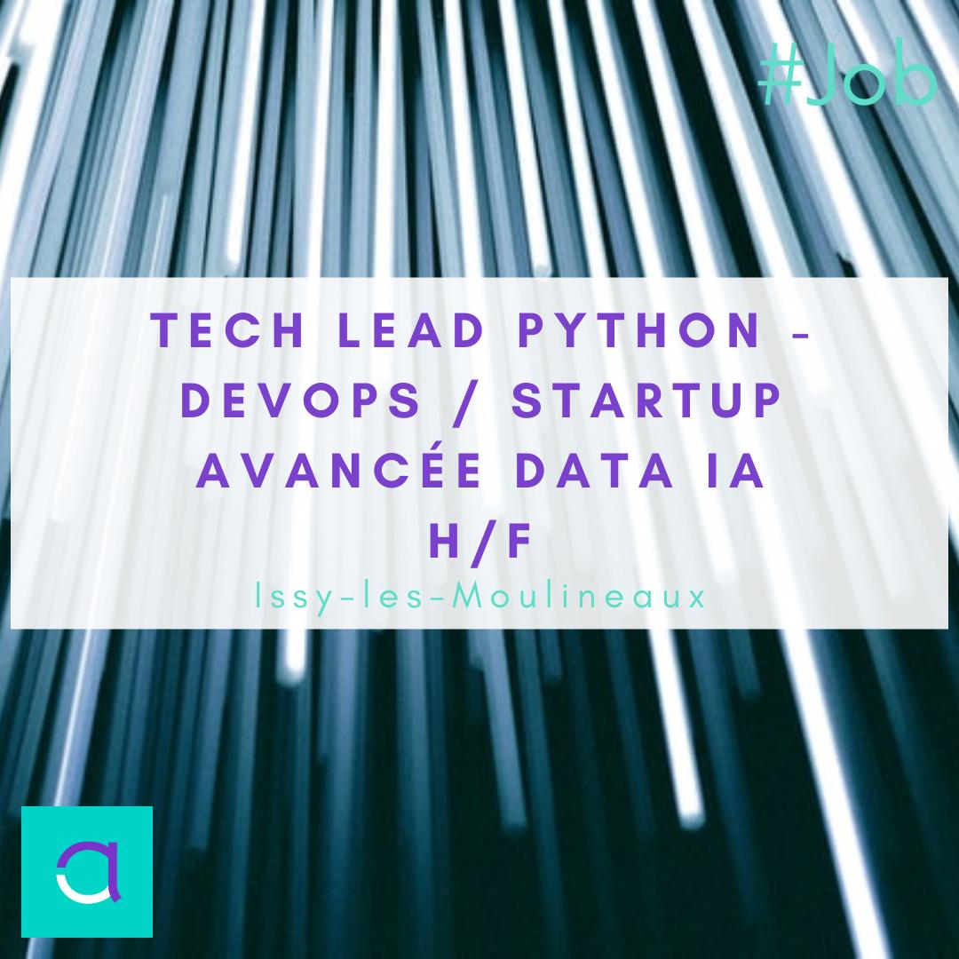 Tech Lead Python - DevOps