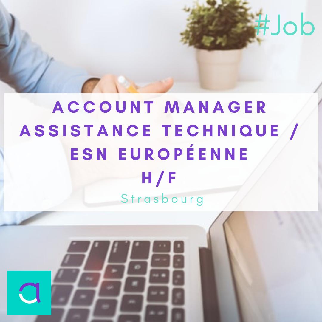 Account Manager Assistance Technique