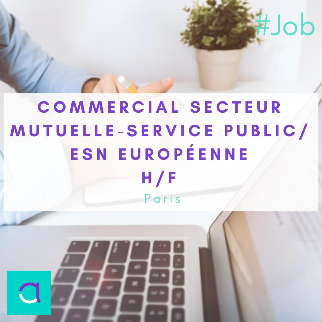 Commercial Secteur Mutuelle
