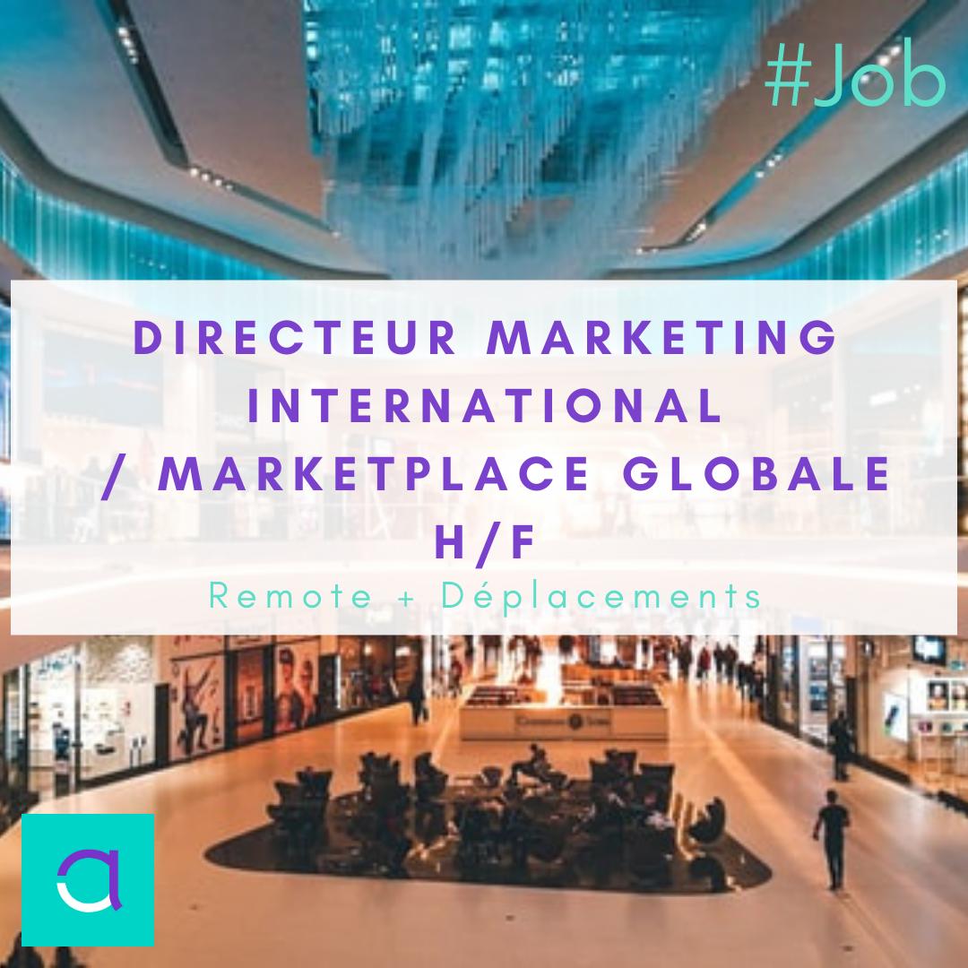 Directeur Marketing International