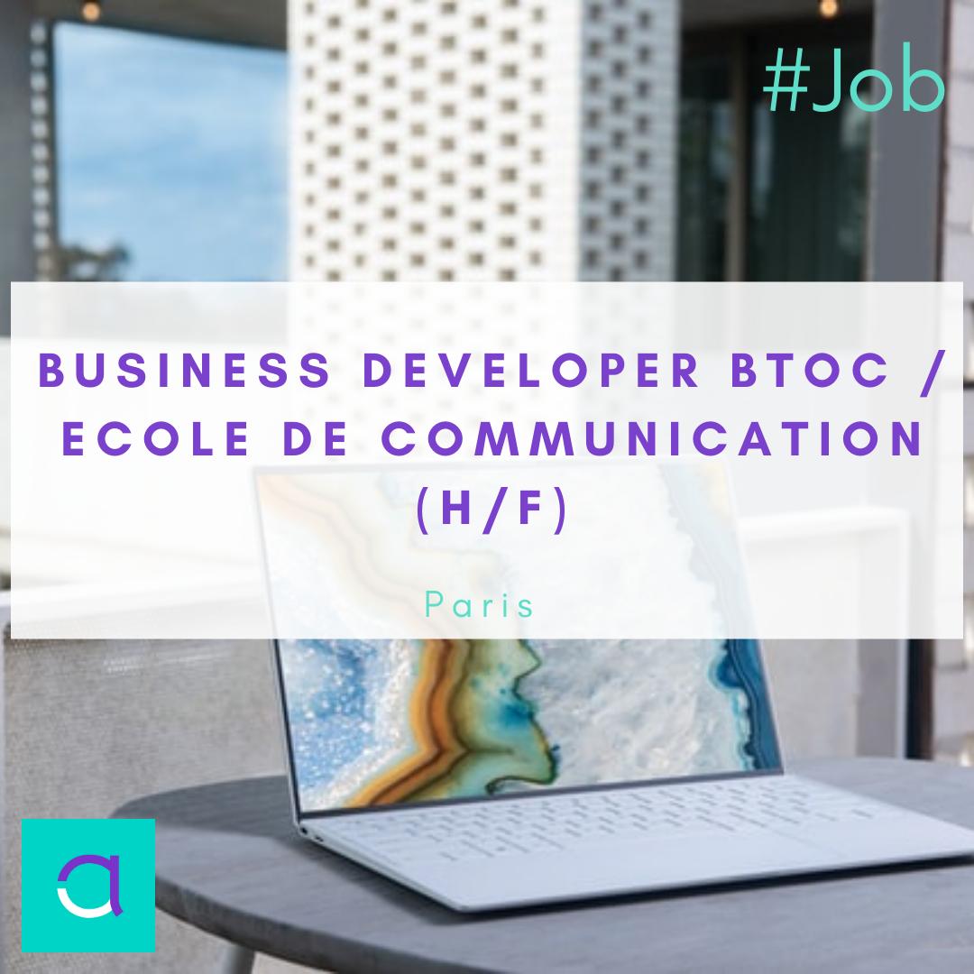 Business Developer BtoC