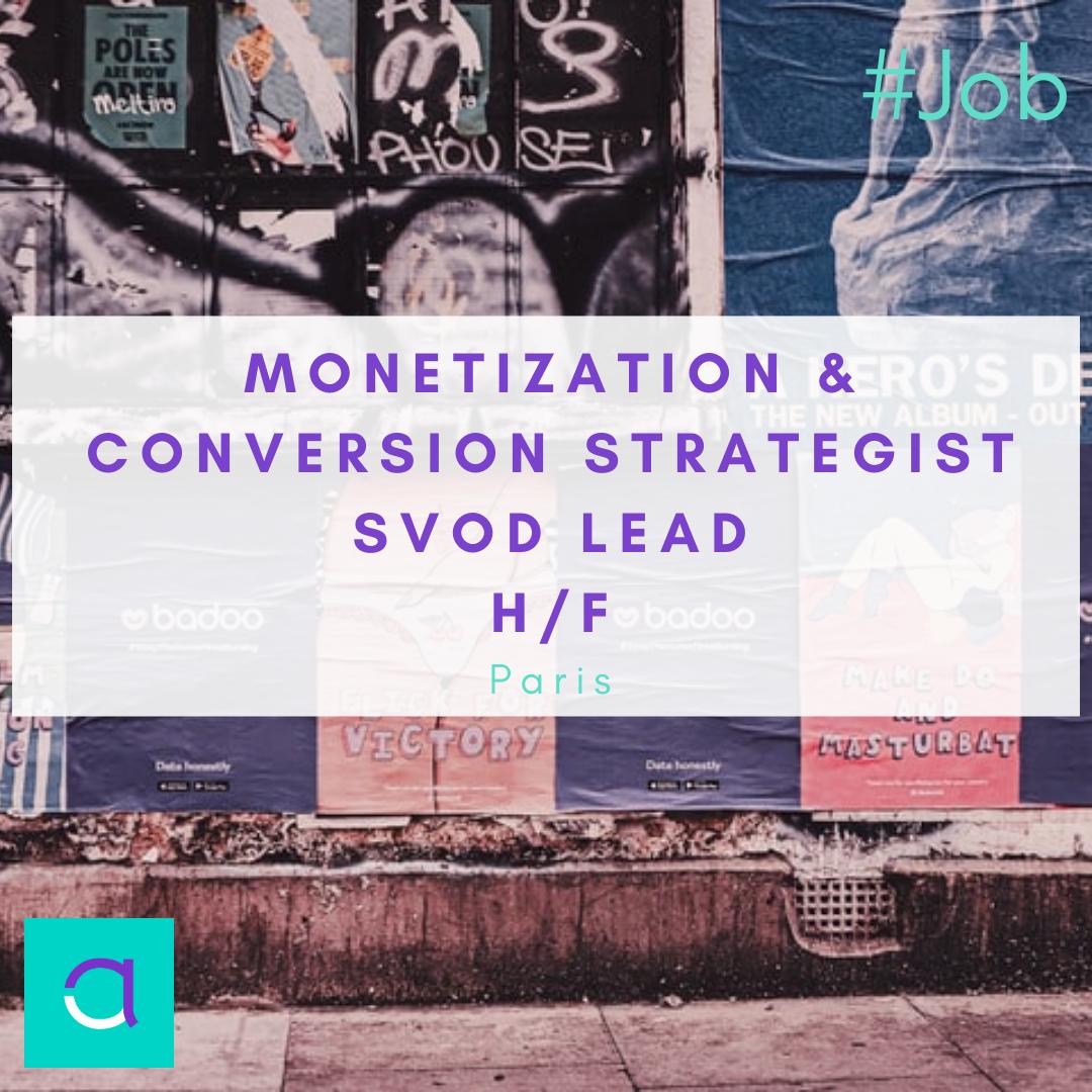 Monetization & Conversion Strategist