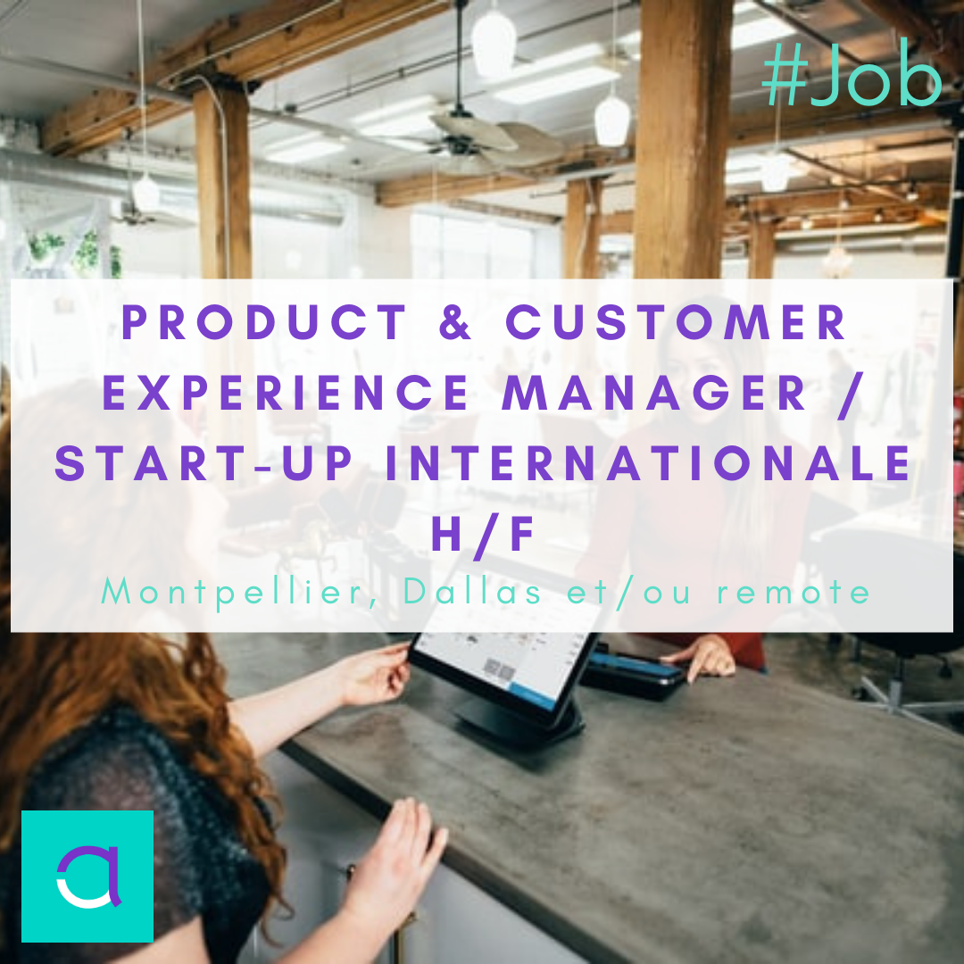 Product & Customer Experience Manager
