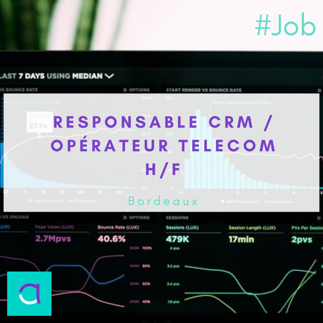 Responsable CRM