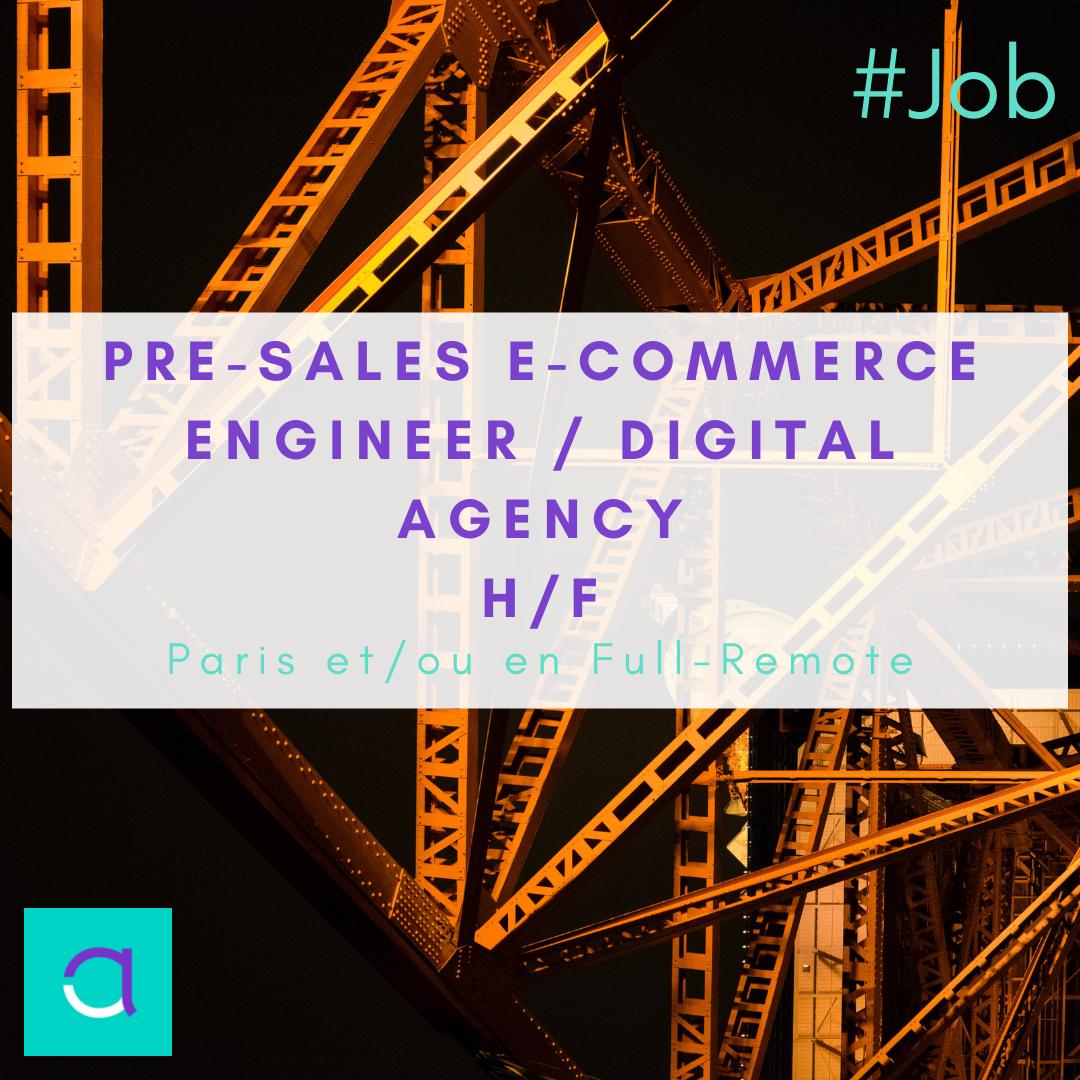 Pre-Sales e-Commerce Engineer