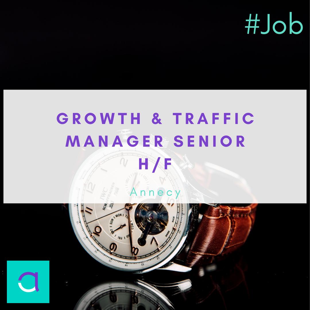 Growth & Traffic Manager Senior