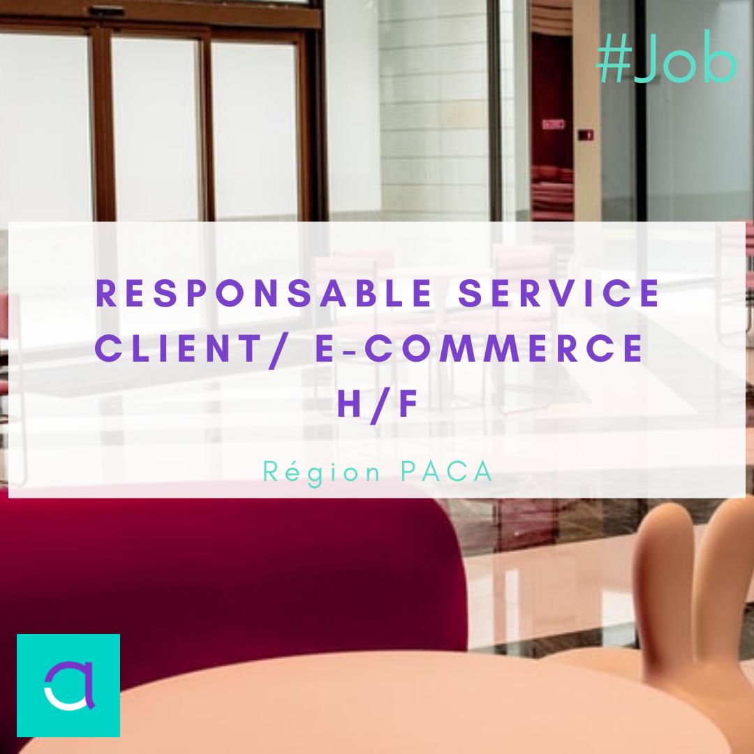 Responsable Service Client