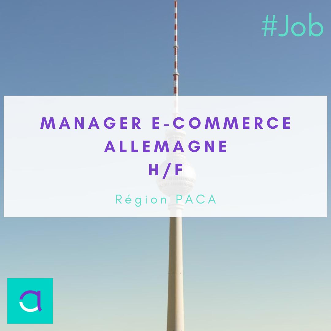 Manager E-Commerce