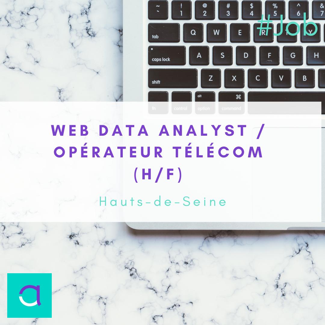 Web Data Analyst