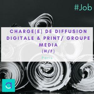 Chargé(e) de Diffusion