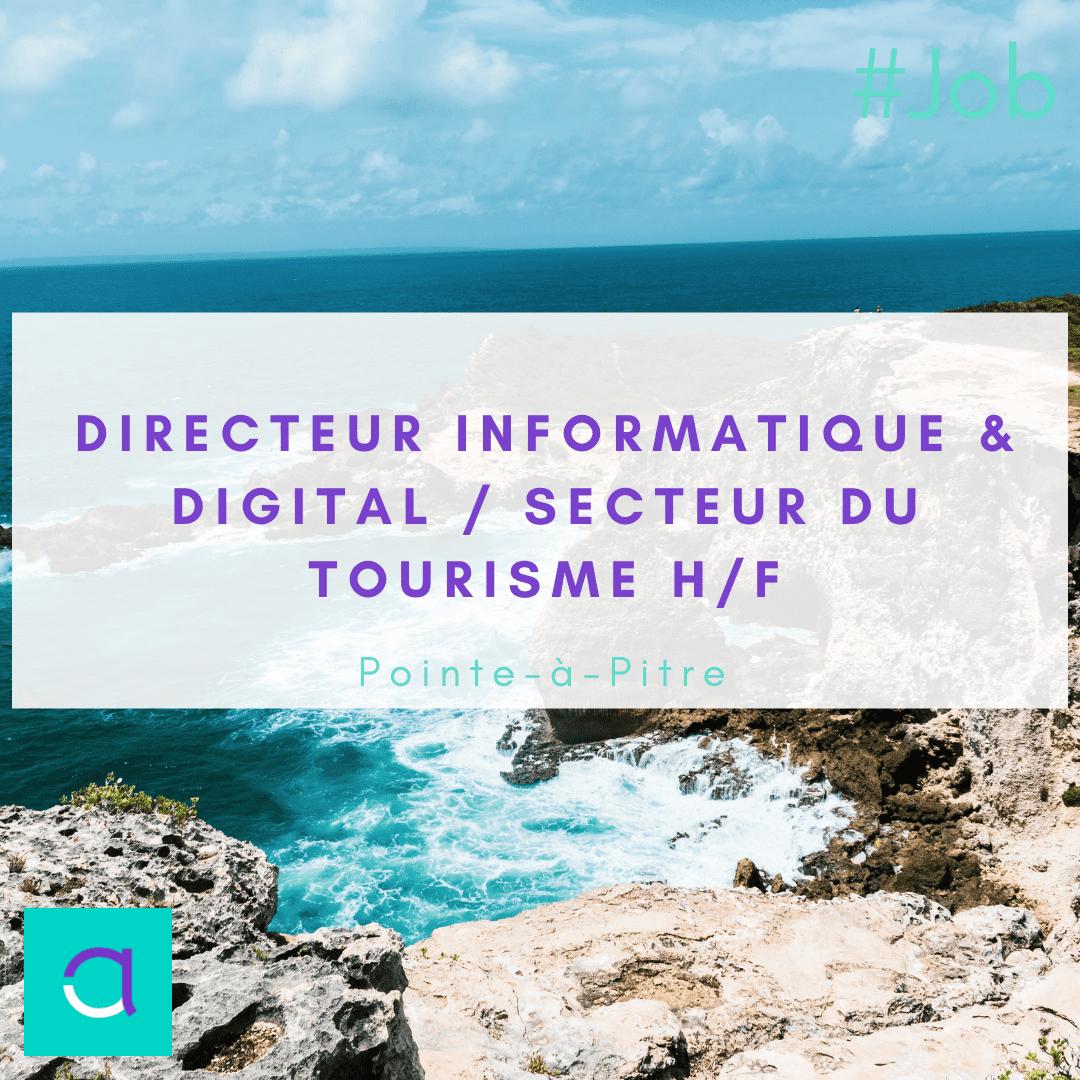 DirecteurInformatique et Digital