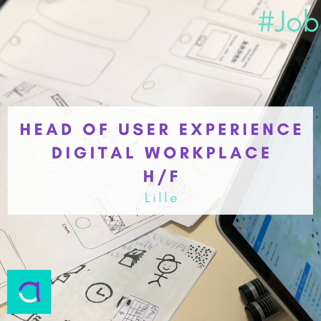 Head of User Experience - Digital Workplace