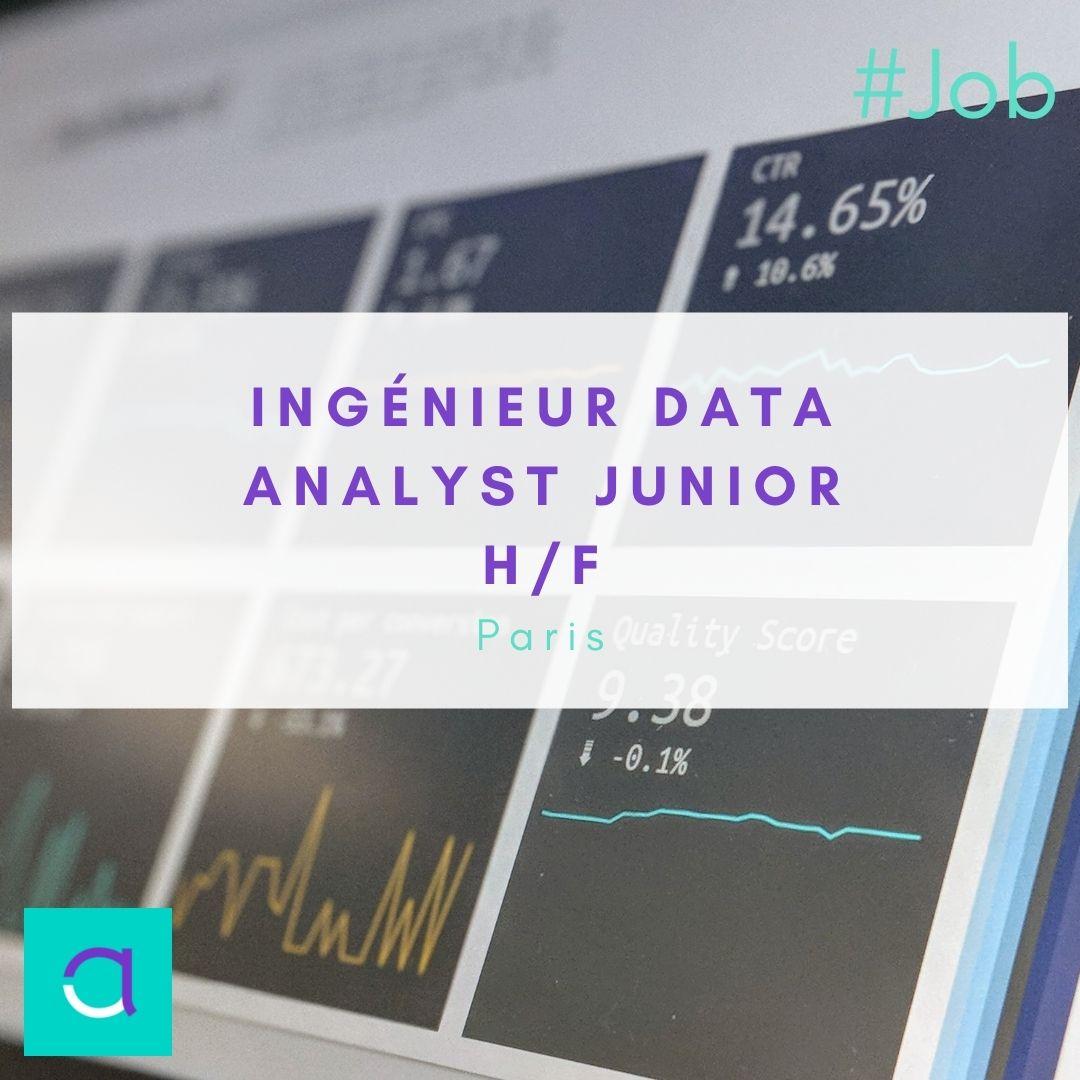 Ingénieur Data Analyst Junior