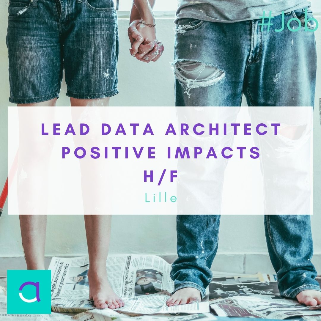 Lead Data Architect - Positive impacts