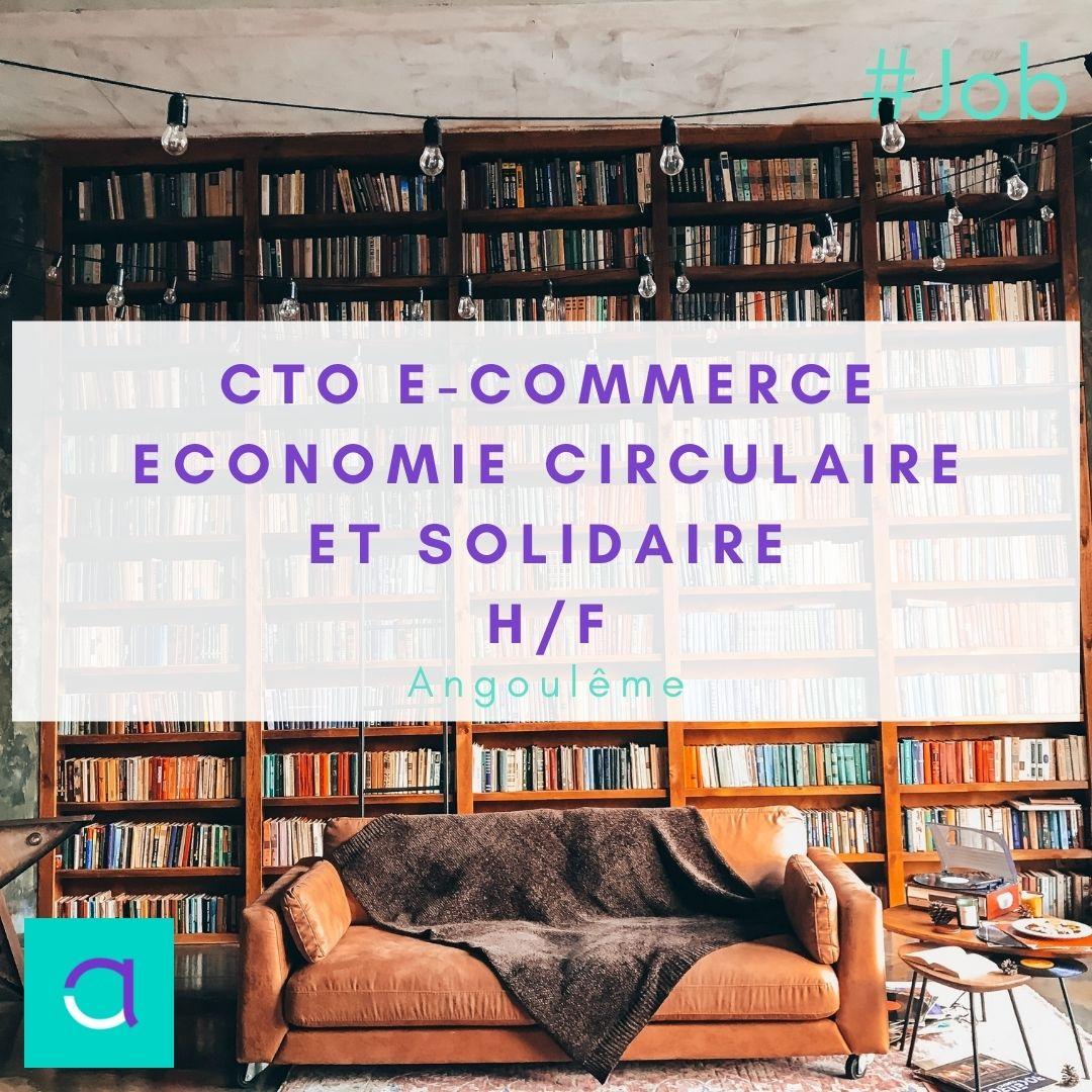 Offre d'emploi CTO e-Commerce